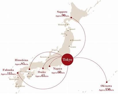 Jal Flight Connection Melbourne Japan Tokyo Convenience