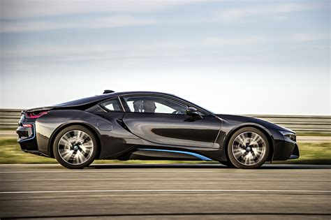 Bmw I8 Plug-in Hybrid Sports Car Officially Revealed