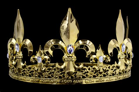 King's Crown #13333 - Clear Gold
