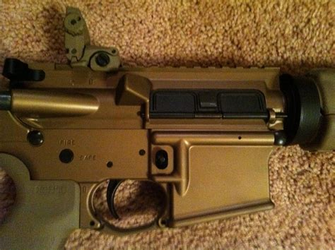 Colt Limited Edition Le6920 M4 Fde Anodized Receiver W/