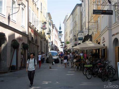 linzergasse salzburger einkaufsstrasse