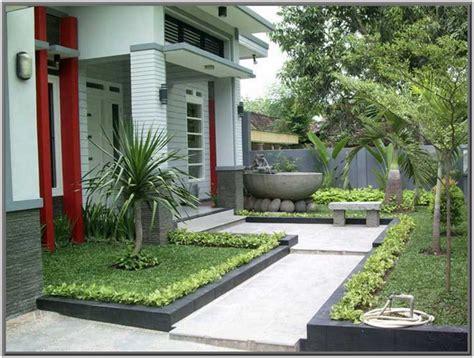 desain taman minimalis  teras rumah  desain rumah