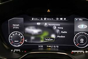 Electronic Instrument Cluster