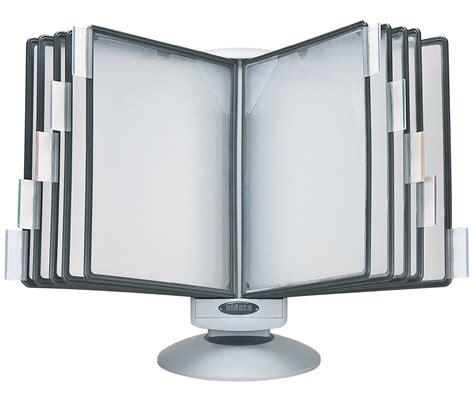 binder organizer for desk desktop document holder countertop clerical reference
