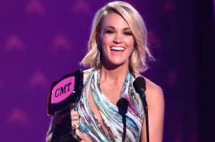 Carrie Underwood CMT Music Awards 2016