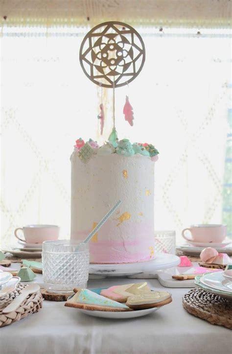 karas party ideas boho chic watercolor birthday party