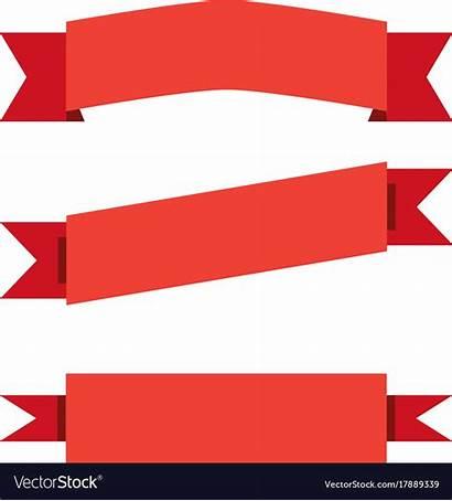 Ribbon Banner Three Gratis Transparent Unduh Koleksi