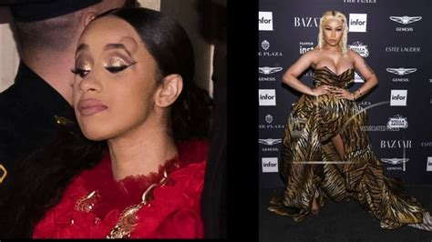 Here's What Really Happened Between Cardi B And Nicki