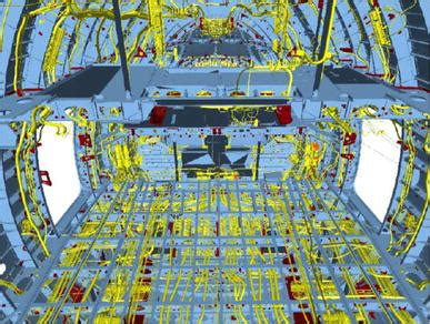 Boeing Wiring Design by A Methodology To Enable Automatic 3d Routing Of Aircraft