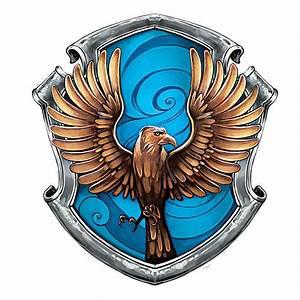 New Pottermore - Ravenclaw Crest by ChromoManiac on ...
