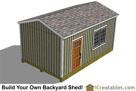 12x20 Storage Shed Plans by 12x20 Shed Plans 12x20 Storage Shed Plans Icreatables