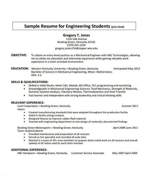 fresher resume templates  word  premium