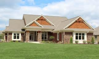 craftsman style home floor plans craftsman style ranch home elevations modern ranch style homes craftsman style ranch home plans