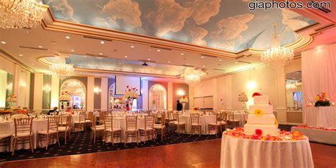 favorite wedding venues european crystal banquets