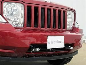 2012 Jeep Liberty Hopkins Custom Tail Light Wiring Kit For