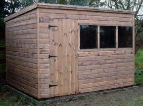Garden Shed Plans 8x8 by 10 X 8 Pent Plank Taller By Sheds Unlimited