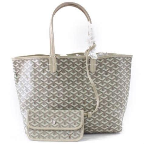 handbags goyard st louis style gm size beige