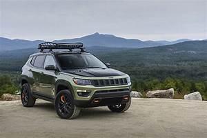 Photos Jeep 2017 Trailpass Concept Metallic Automobile
