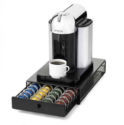 amazoncom nifty  nespresso vertuoline capsule drawer