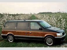 199195 Chrysler Town & Country Consumer Guide Auto