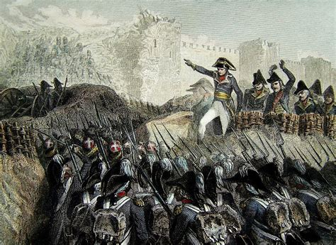 siege napoleon jean lannes acre