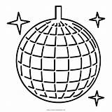 Disco Ball Coloring Drawing Pages Easy Clipart Colouring Svg Sketch Balls Transparent Template Printable Para Getcolorings Dibujo Webstockreview Clipartkey sketch template