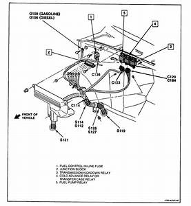 1990 Chevy Truck Fuel Pump Wiring Diagram