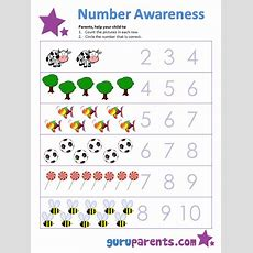 Identify Numbers Worksheet Davezan, Number Identification Worksheets Artgumbo