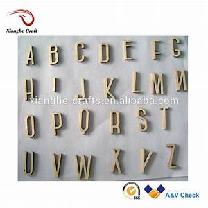 small wood letterdecorative wooden alphabet for crafts With how to make small wooden letters