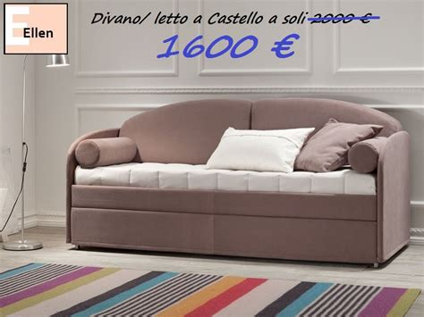 Divani Letto A Castello Felis -ambient Arredo