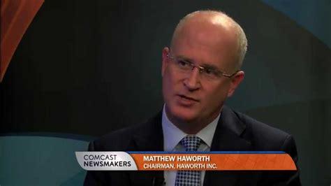 Matthew Haworth,-Chairman, Haworth Inc., & West Michigan ...