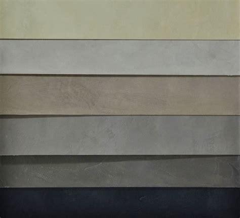 plan de travail cuisine gris clair béton ciré gris marron pour sol mur plan de travail ou