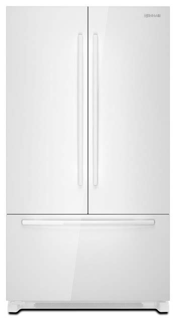 Jenn-Air French-door Refrigerator, Frost White