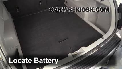 2005 Chrysler 300 Battery by Battery Replacement 2005 2010 Chrysler 300 2007