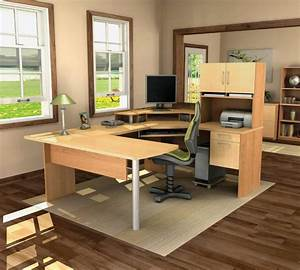 Small U Shaped Desk Furniture Design ALL ABOUT HOUSE