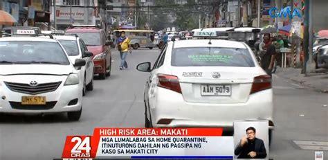 Home quarantine violators blamed for Makati COVID-19 spike