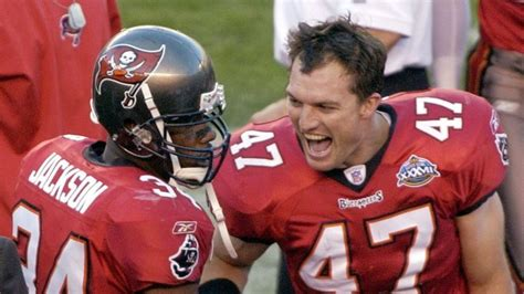 "John Lynch In Super Bowl Xxxvii ""get To Your Landmarks"