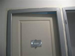 le couloir notre petit bonheur notre maison extraco With porte d entrée alu avec tapis salle de bain et contour wc