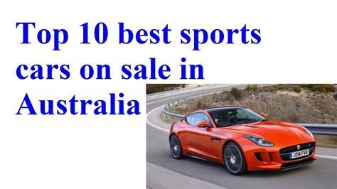 Cheap Sports Cars Australia