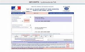 Declaration D Achat Vehicule A Remplir En Ligne : comment remplir declaration tva ~ Gottalentnigeria.com Avis de Voitures