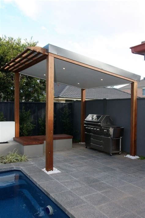breathtaking modern bbq grill gazebo picture ideas in