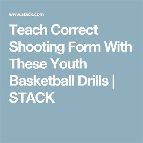 youth basketball shooting form drills best 25 youth basketball drills ideas on pinterest high