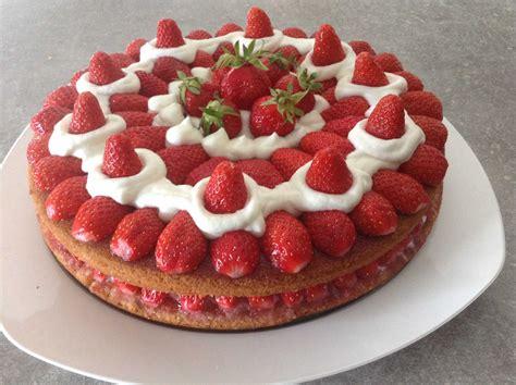 cuisine de gateau jeux de cuisine gateaux au fraise