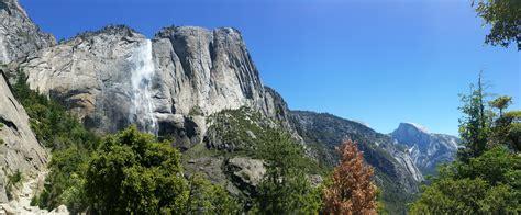 Hike Upper Yosemite Falls