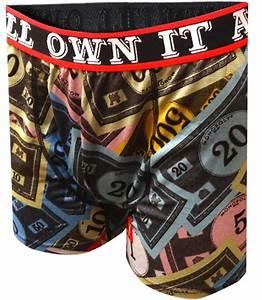 Webundies Com Monopoly Own It All Performance Boxer Briefs