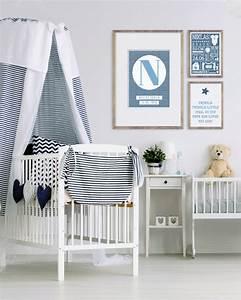 Farben Für Babyzimmer : wandgestaltungsideen f r das babyzimmer ~ Markanthonyermac.com Haus und Dekorationen