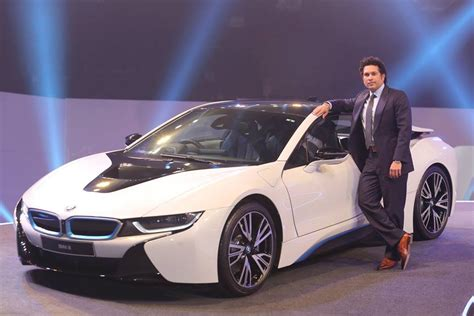 Bmw I8 Price In India by Bmw I8 In Hybrid Sports Car Launched In India At Rs
