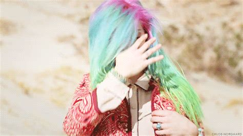 dye  hair  crazy color   youre