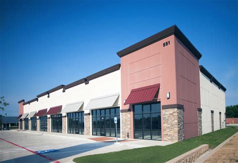 retail centers ridgemont commercial construction