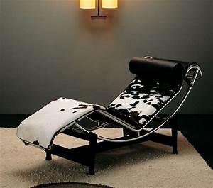 le corbusier chaise longue pour votre confort With tapis de couloir avec canape le corbusier lc5